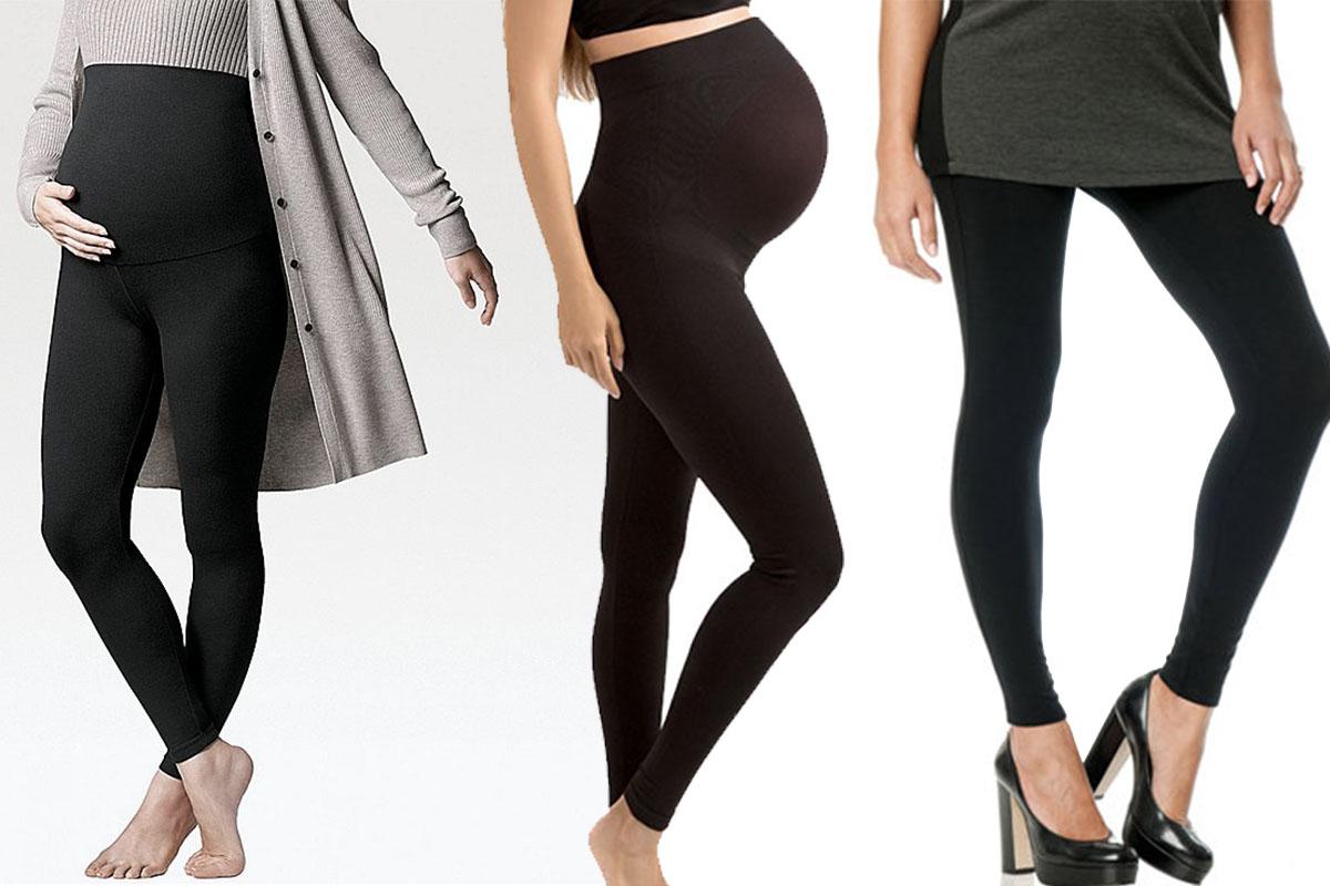 d8779fe89578a Top 5 Most Comfortable Maternity Leggings   Les Littles