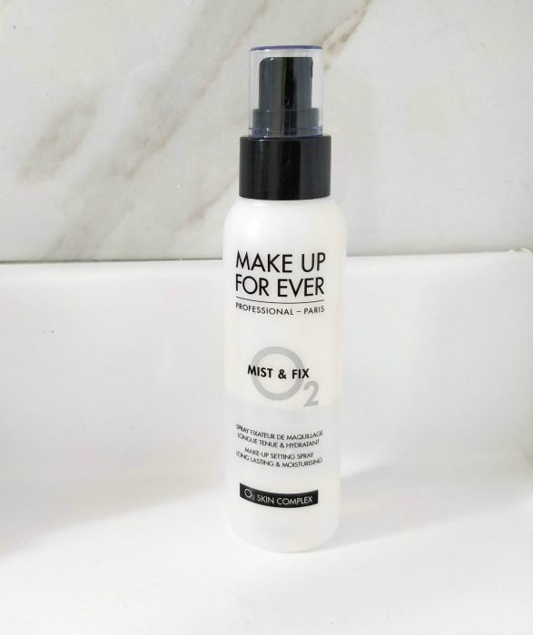 Make Up For Ever Mist And Fix Setting