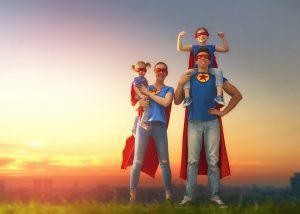 les little super hero